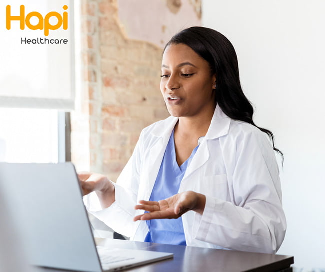 Photo of Hapi Healthcare Podiatrist